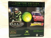 Microsoft Xbox Original Limited Edition Halo + Midtown Madness 3